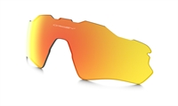 Oakley RADAR EV Fire Iridium PATH Replacement Lenses fra Lindbergsport
