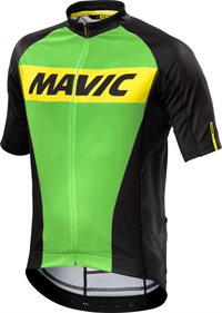 Mavic Cosmic Jersey Green/Black
