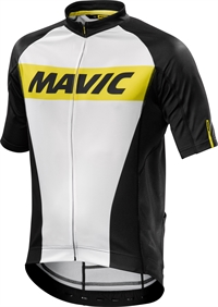 Mavic Cosmic Jersey Cane/Black