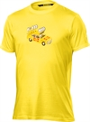 Mavic T-Shirt Yellow Car Yellow