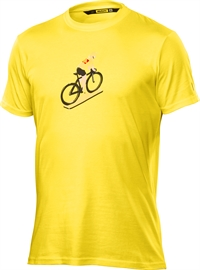 Mavic T-Shirt LE CYCLISTE Yellow Mavic