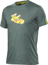 Mavic T-Shirt Yellow Car Balsam Green