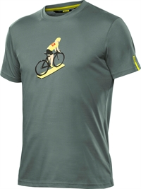Mavic T-Shirt LE CYCLISTE Balsam Green