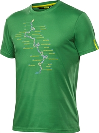 Mavic T-Shirt Paris-Roubaix Medium Green