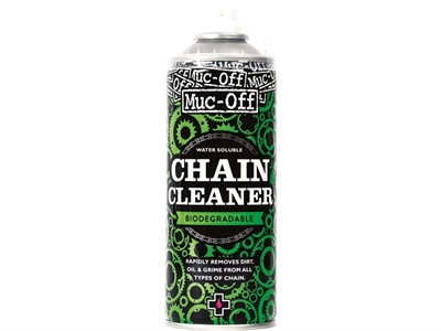 MUC-OFF Chain Cleaner 500ML Spray fra Lindbergsport