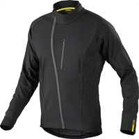 Mavic Aksium Thermo Jacket Black fra Lindbergsport